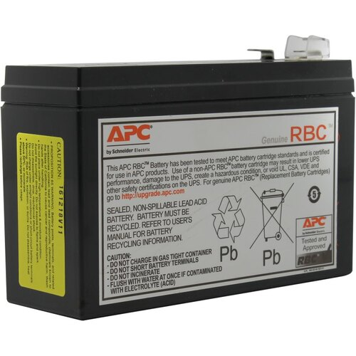 Оригинальная батарея APC APCRBC106 (Replacement Battery Cartridge 106)